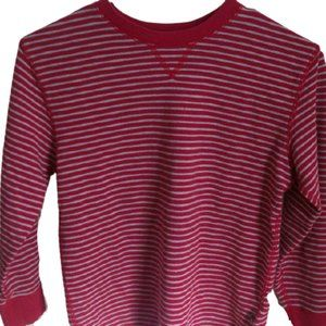 Gap Kids Red Striped Shirt Boy Medium 8